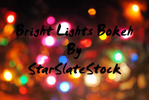Bright Lights Bokeh