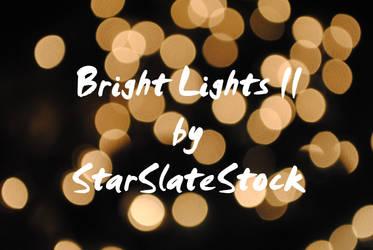 Bright Lights Bokeh II
