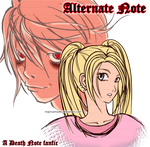 [Death Note] Alternate Note - Prologue |COMMISSION by MajorasMasks