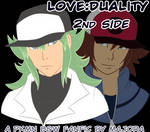 [Pokemon] love:duality - 2nd side (fanfic) | COMM. by MajorasMasks