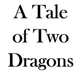 [One Piece] A Tale of Two Dragons (AU fanfic)