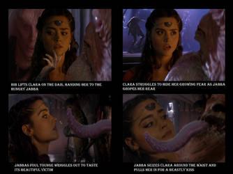 Clara's Capture Part 2 by tethras