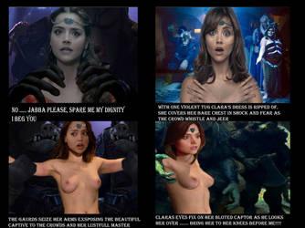 Clara's Capture Part 4 by tethras