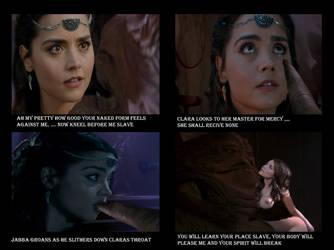 Claras Capture Part 5 by tethras