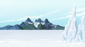 Animation Glaciers Background by aidanrandwilson