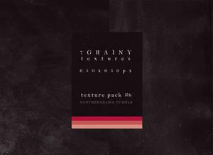 dark and grainy I texture pack