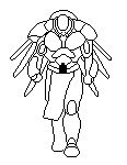 WIP animation of Torkil Aymore