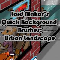 QBG Urban Lanscape by LordMakar