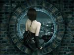 Fiction City - Wallpaper