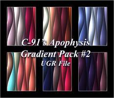 Apophysis Gradient Pack #2