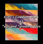 Gradient Pack #3