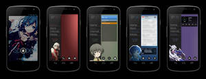 Scope's Anime Homescreens