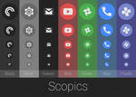 Scopics - Icons for Android