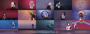 Anime Wallpaper Pack #4