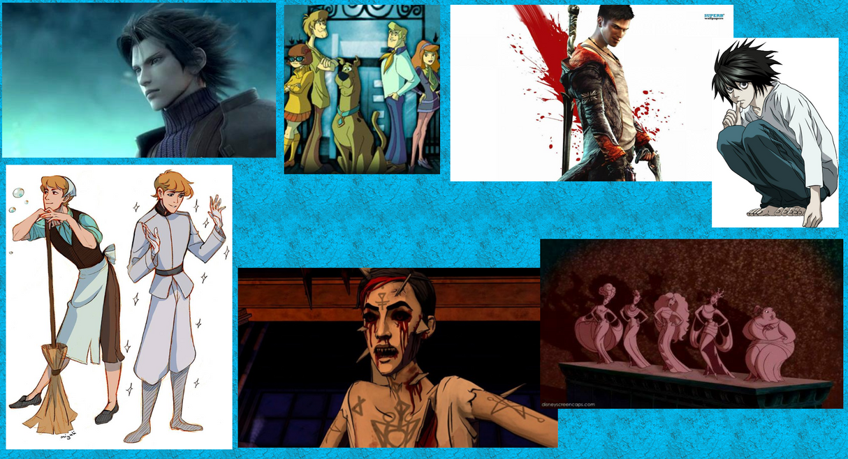 Cosplays For 2015 by LilGayEmo