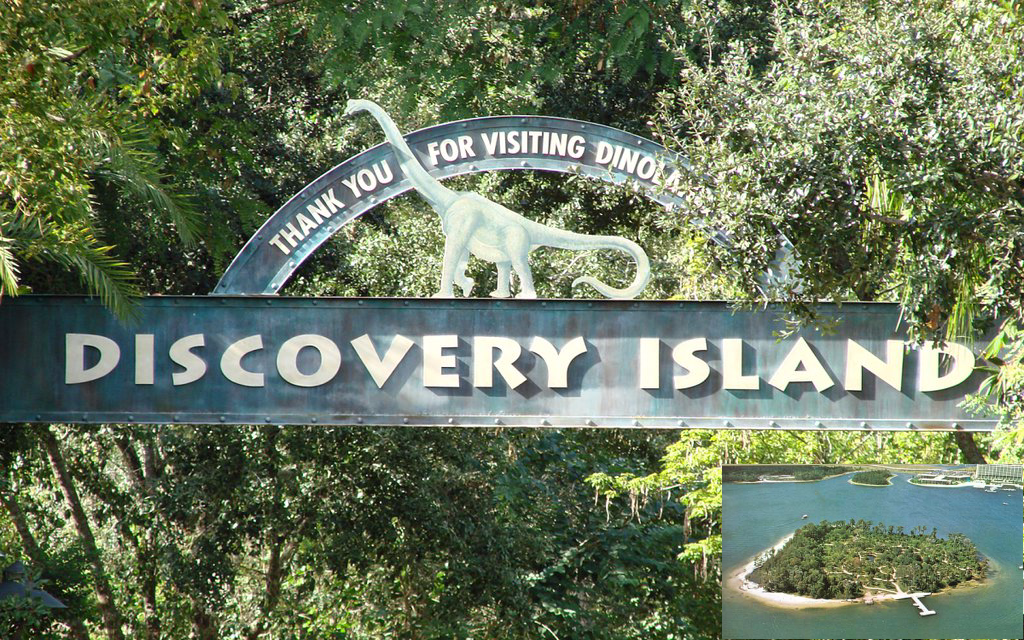Discovery Island by LilGayEmo