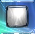 Vista User Frame PSD