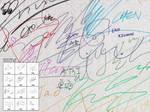EXO Signatures PS brush pack