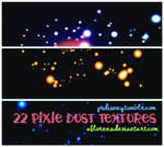 Pixie Dust Textures