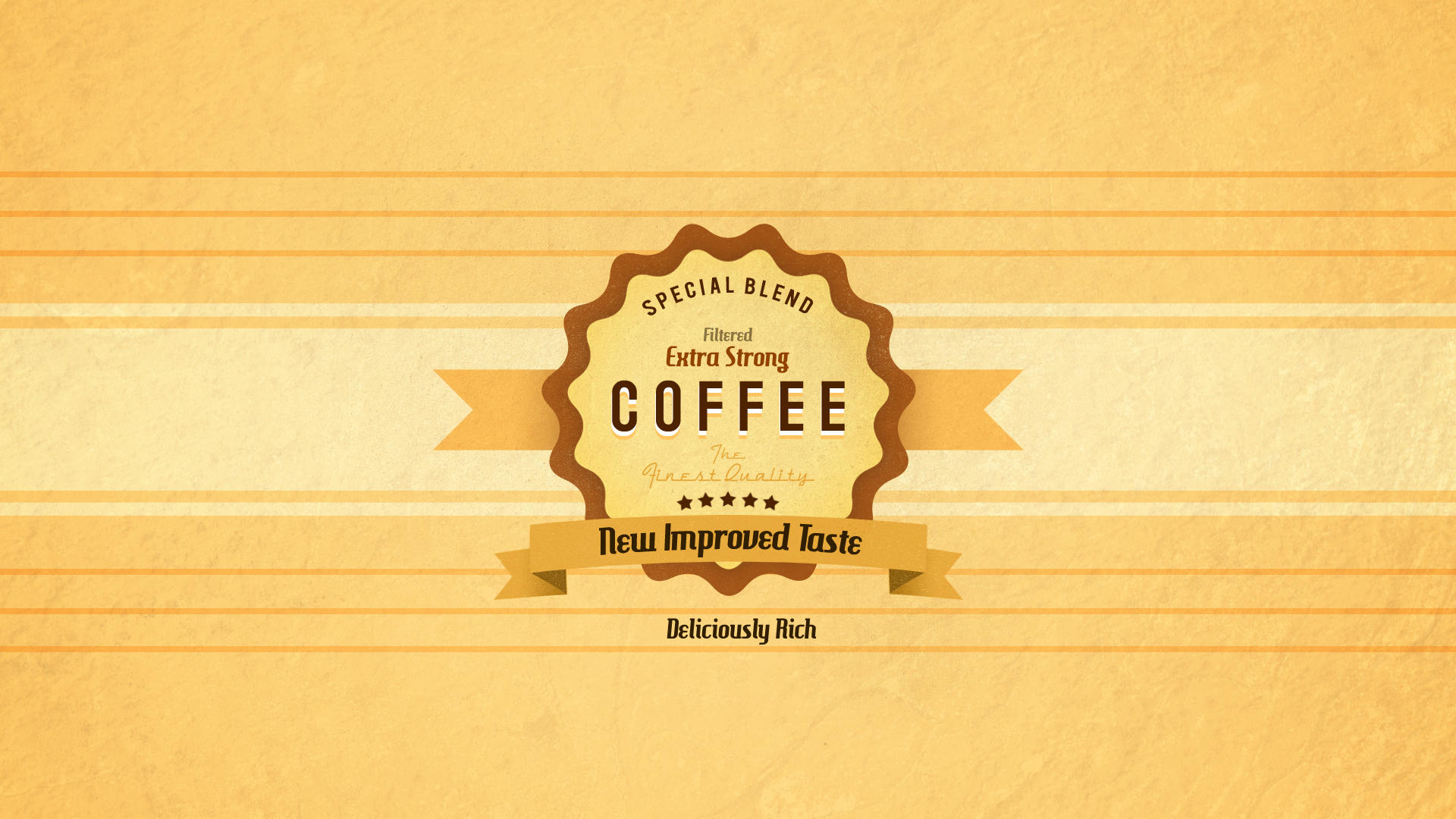 vintage coffee wallpaper - photo #2