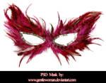 PSD  feathered MASK