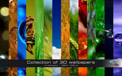 3D Wallpaper Pack 01