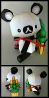 rilakkuma panda version pcraft