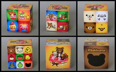 rilakkuma box vector freebie