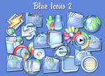 Blue Icons 2