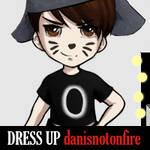 DressUp isnotonfire (Dan Howell) by VicemirAlex