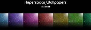 Hyperspace Wallpaper Pack