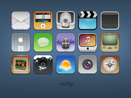 Vichy by applesactually
