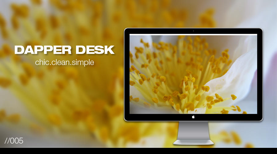 Dapper Desk 005 by illmatic1