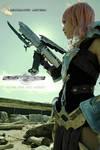 Warrior Goddess Cinematic Action (GIF)