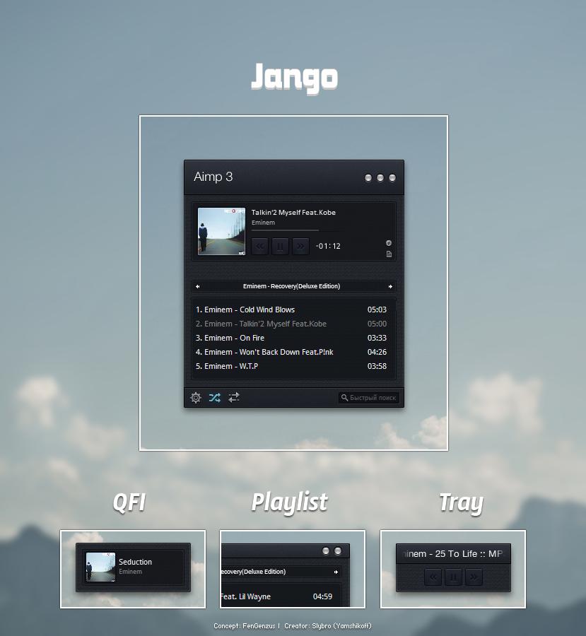 Jango by YamshikOFF