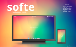 softe wallpaper by jivebs