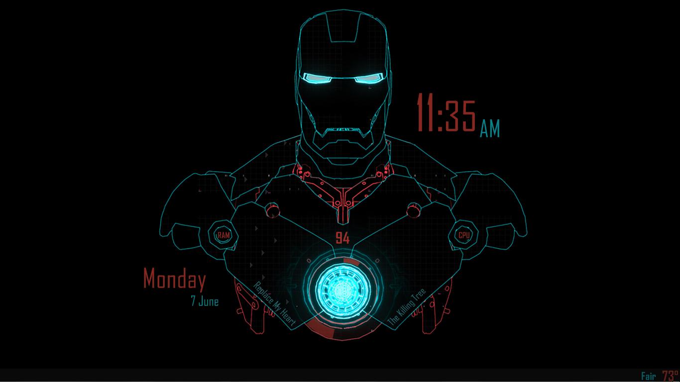 Tony Stark Theme by Knovocaine