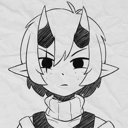 OC Art - Omori style Ikoya