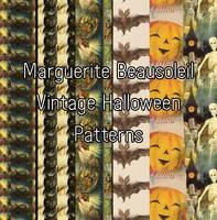 Marguerite Beausoleil Vintage Halloween by MargueriteBeausoleil