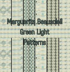 Marguerite Beausoleil Green Light by MargueriteBeausoleil