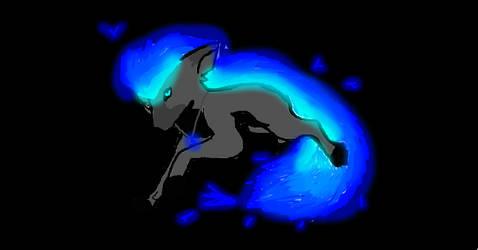 Fire Wolf Rin
