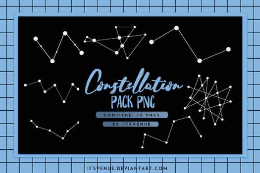 CONSTELLATION PACK PNG.