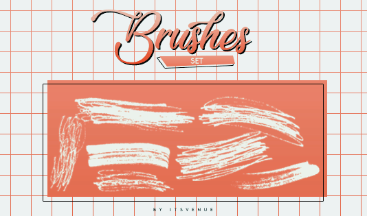 Brushes Set 001