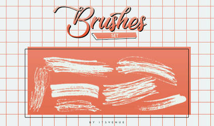 Brushes Set 001