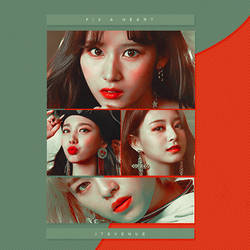 PSD COLORING #39 | Fix A Heart by itsvenue