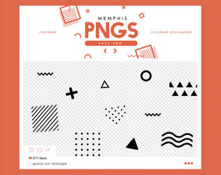 .memphis pngs #2 by itsvenue