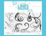 .lines brushes #3