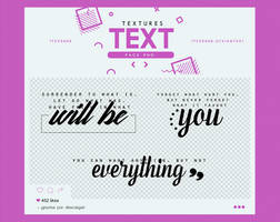 .text textures #7 by itsvenue