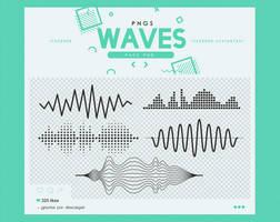 .waves pngs #8 by itsvenue