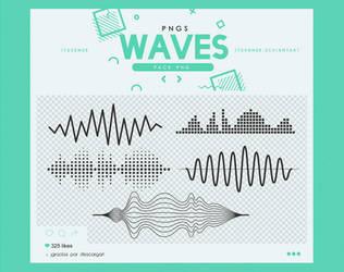 .waves pngs #8